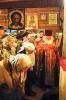 Каждение храма - Пасха 2009г.