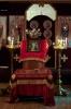 Перед службой. Плащаница и Евангелие - Пасха 2009г.