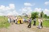 Крестный ход на праздник всех святых в земле Российской просиявших. 2012
