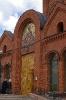 Вход и икона Знамения Пресвятой Богородицы - Знаменский собор
